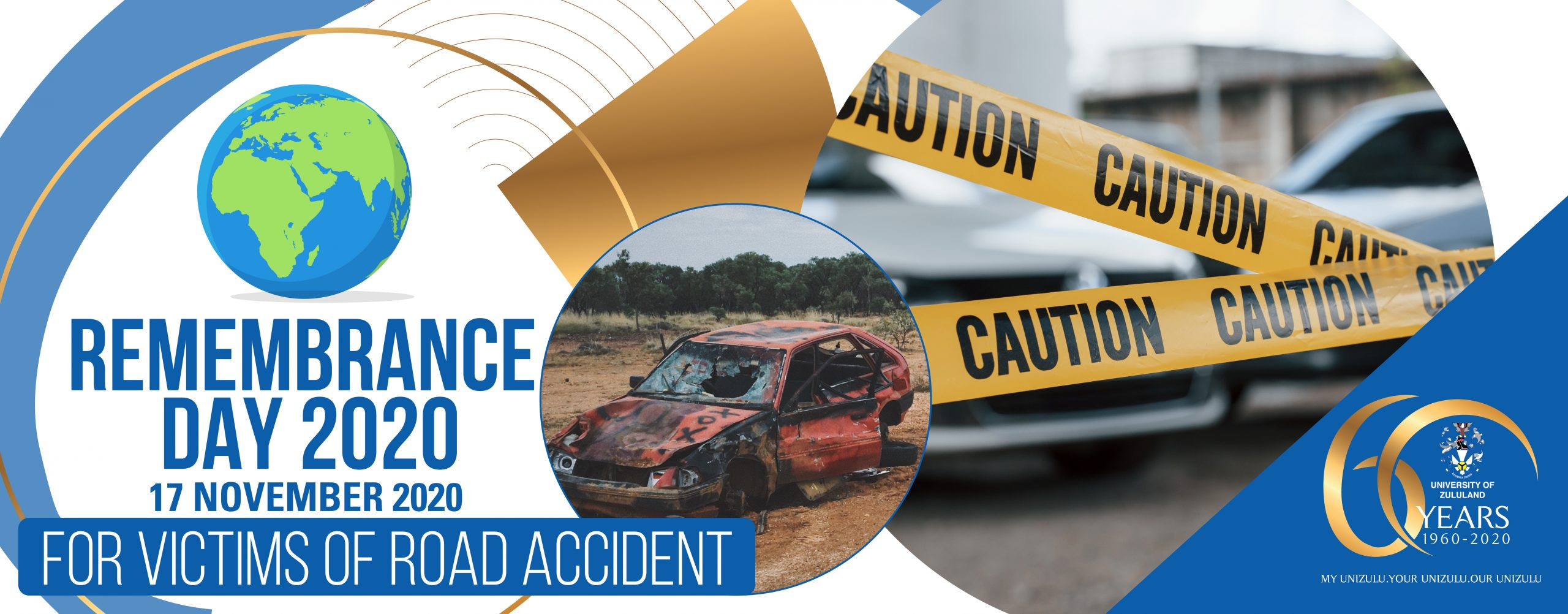 UNIZULU 17 Nov World Remembrance Day for Victims of Road Accidents-01